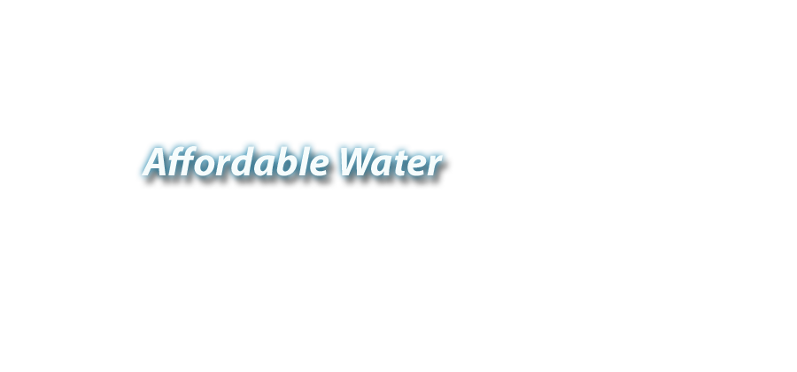 Affortable Water
